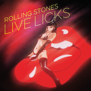 Live Licks Albumcover