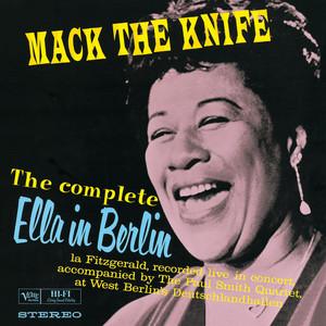 The Complete Ella in Berlin: Mack the Knife album