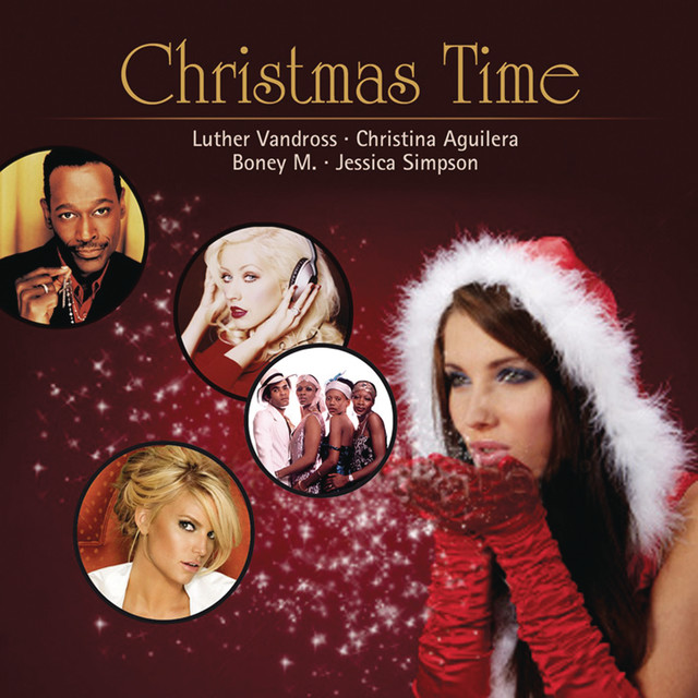 Various Artists Christmas Time album cover