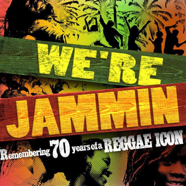 We're Jammin album cover