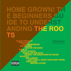 Home Grown! The Beginner's Guide To Understanding The Roots Volume 1 and Volume 2 Albumcover