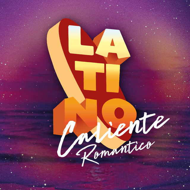 Various Artists Latino Caliente Romántico album cover