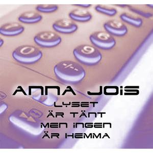 Anna Jois, Lyset Är Tänt Men Ingen Är Hemma på Spotify