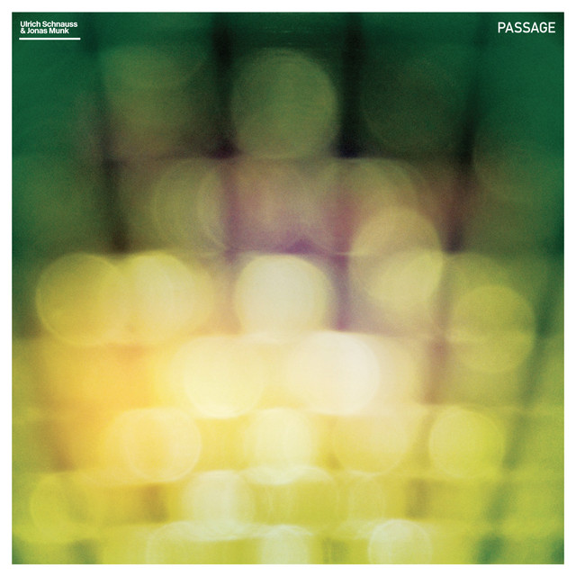 Album cover for Passage by Ulrich Schnauss, Jonas Munk