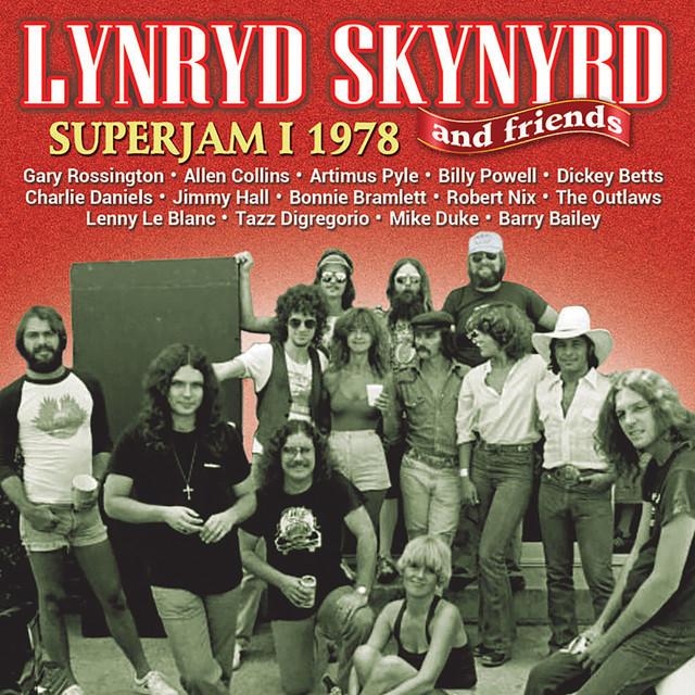 Super Jam I 1978 (Live) Albumcover