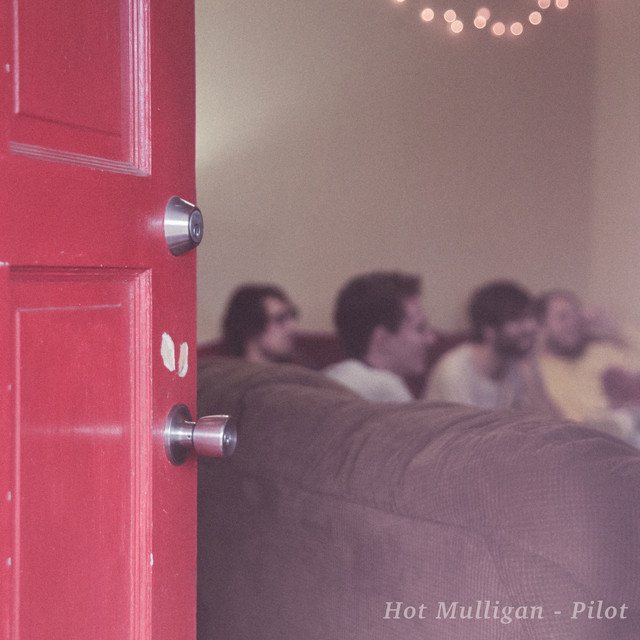Album cover for Pilot by Hot Mulligan