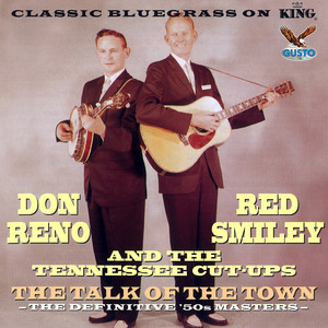 Don Reno, Red Smiley I'm The Talk Of The Town cover