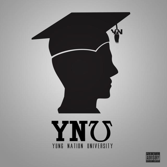 Yung Nation University Albumcover