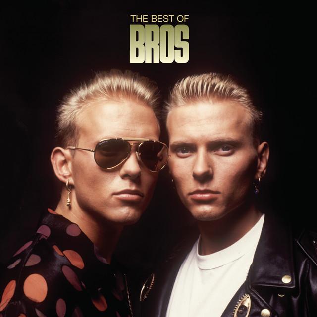 Bros The Best of Bros album cover