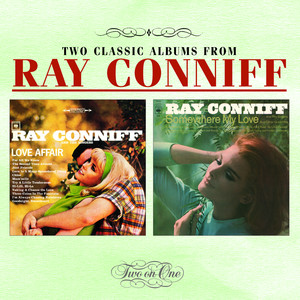 Ray Conniff Three Coins in the Fountain cover
