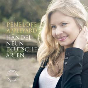 Händel: Neun Deutsche Arien Albümü