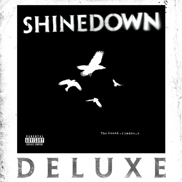 Shinedown The Sound of Madness album cover