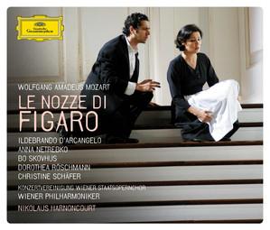 Mozart: Le Nozze di Figaro (I/F/E) Albümü