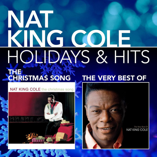 Nat King Cole Christmas.The Christmas Song A Song By Nat King Cole Natalie Cole On