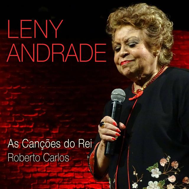 Album cover for As Canções do Rei Roberto Carlos by Leny Andrade