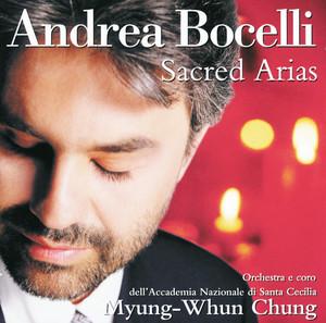 Andrea Bocelli - Sacred Arias album