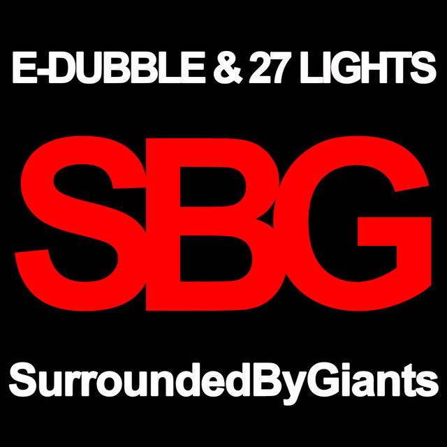 E-Dubble, 27 Lights - Surrounded By Giants
