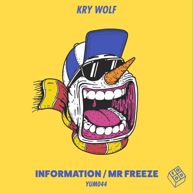 Information/Mr Freeze || Food Music Image