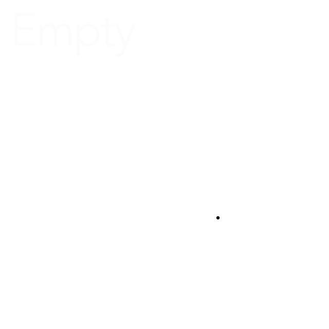 Empty - EP
