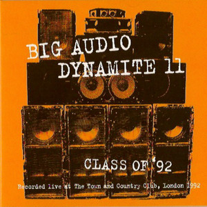 Class Of '92 - Live at the Town & Country Club, London 1992 album