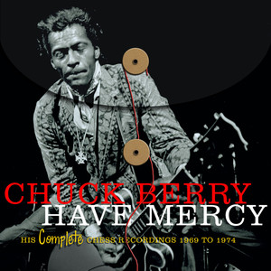 Have Mercy - His Complete Chess Recordings 1969 - 1974 Albumcover