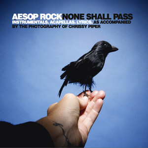 None Shall Pass - Instrumentals And Accapellas album