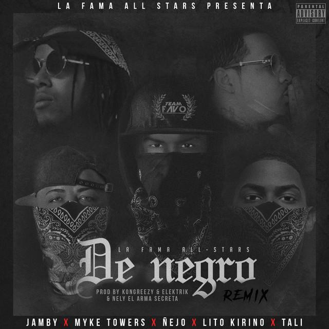 De Negro (Remix)