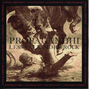 Less Talk,More Rock album