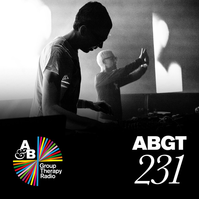 Album cover for Group Therapy 231 by Above & Beyond