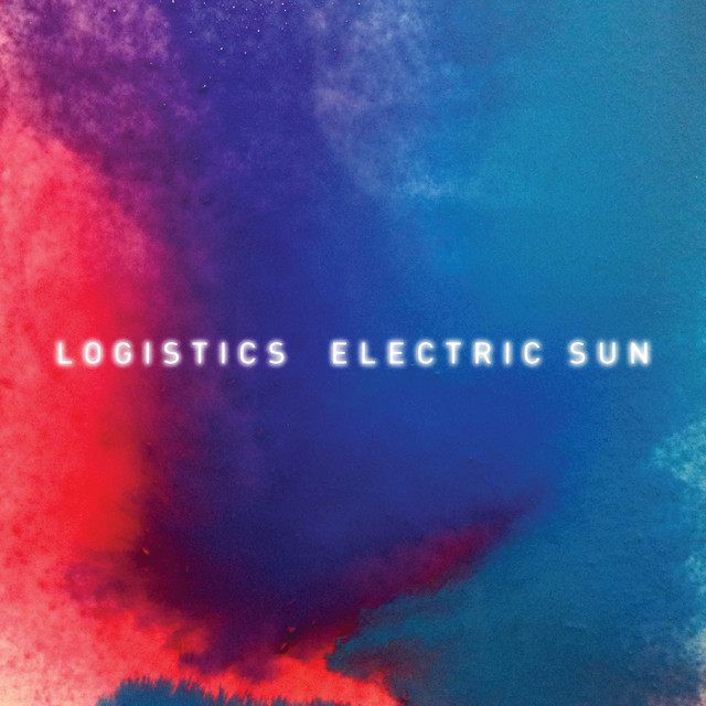 Album cover for Electric Sun by Logistics