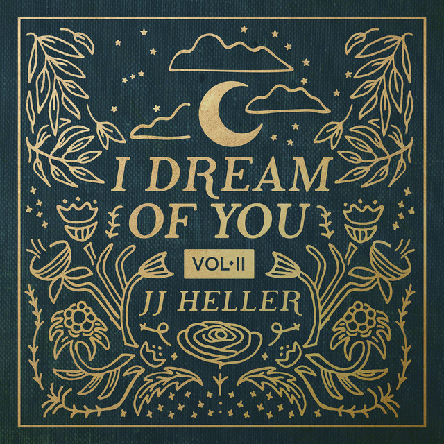Album cover for I Dream of You, Vol. 2 by JJ Heller