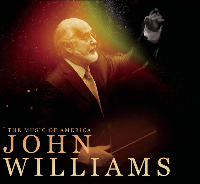 The Music Of America - John Williams Albumcover