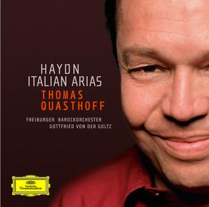 Haydn: Italian Arias album