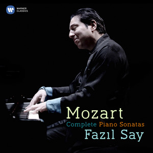 Mozart: Complete Piano Sonatas Albümü