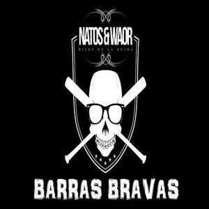 Barras Bravas Albumcover