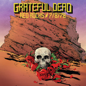 Red Rocks Amphitheatre, Morrison, CO  - Grateful Dead