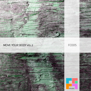 Move Your Body, Vol. 2 Albumcover