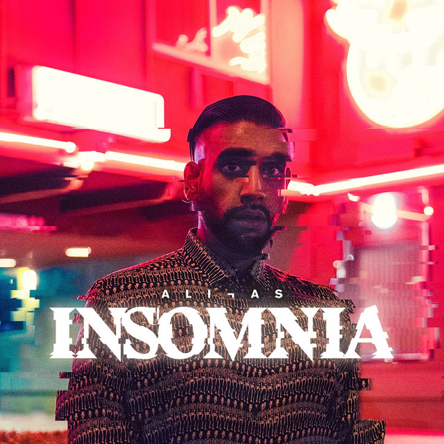 Album cover for Insomnia by Ali As