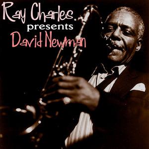 Ray Charles Presents David Newman album