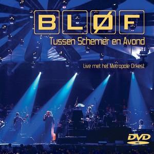 Tussen schemer en avond- Live met het Metropole orkest Albumcover