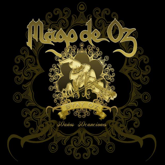 Album cover for 30 años 30 canciones by Mägo de Oz