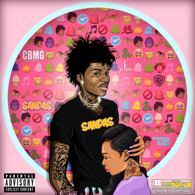 Album cover for S.A.N.D.A.S. by SahBabii