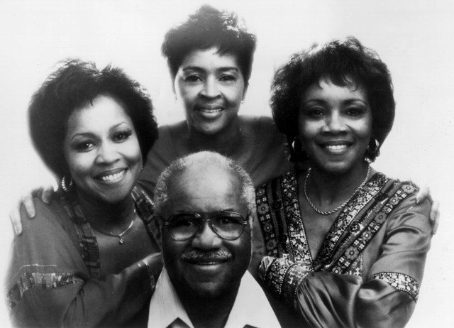 The Staple Singers, The Band The Weight [Live] cover