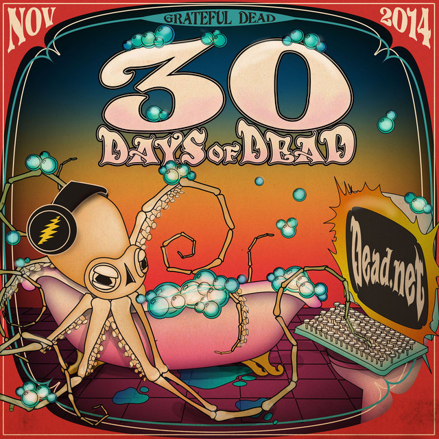 30 Days Of Dead 2014 Albumcover