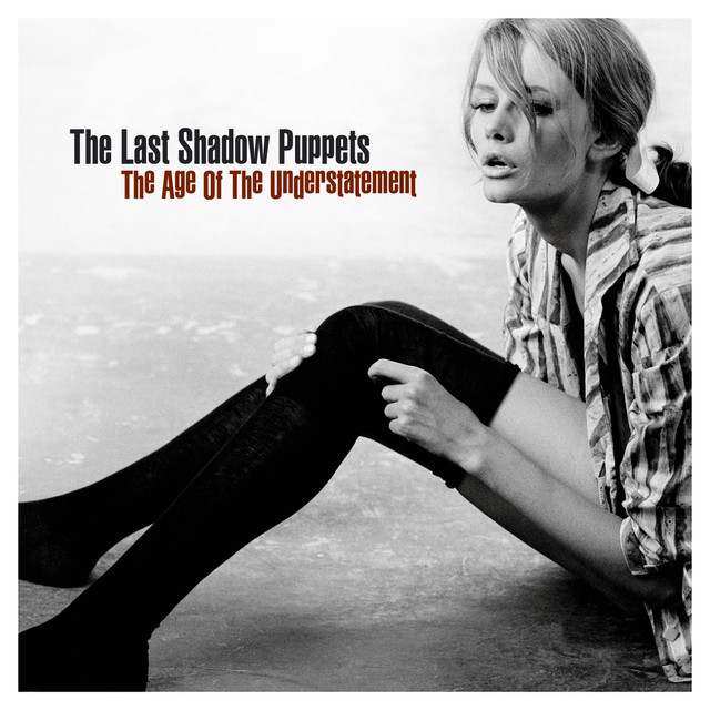 Album cover for The Age Of The Understatement by The Last Shadow Puppets