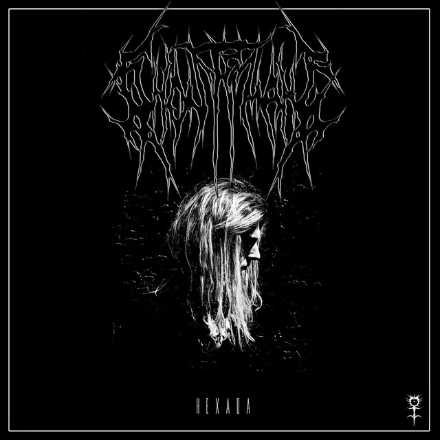 Album cover for Hexada by Ghostemane
