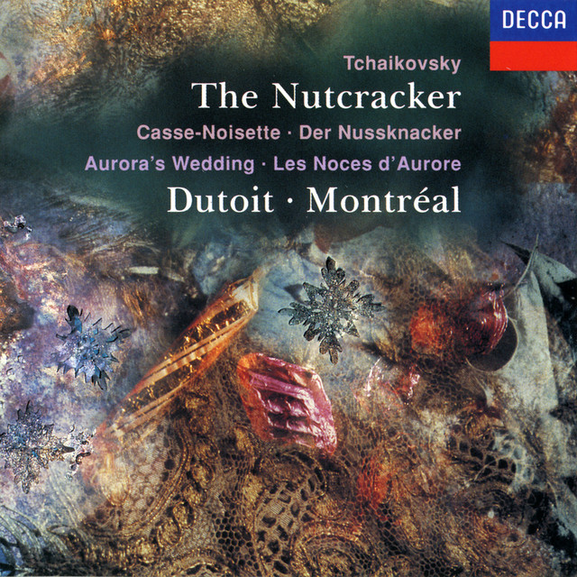 Tchaikovsky: The Nutcracker; Aurora's Wedding Albumcover