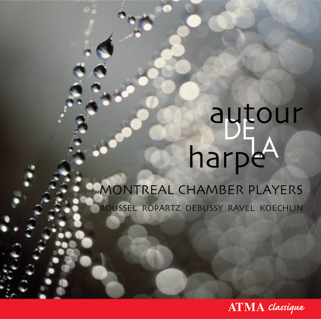 Debussy / Koechlin / Ravel / Ropartz / Roussel: French Chamber Music Albumcover
