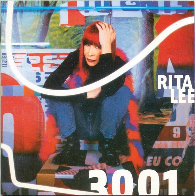 Rita Lee Rita Lee 3001 album cover
