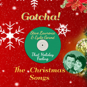 Steve Lawrence Eydie Gormé Let It Snow! Let It Snow! Let It Snow! cover